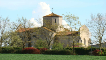 L'église Saint Aubin